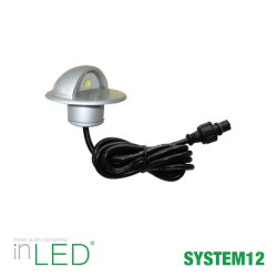 LED 0,4W trapp / altanbelysning