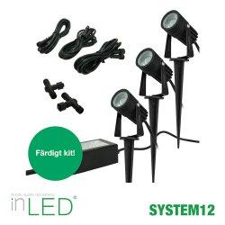 Splitter nya Att välja belysning till din utomhusmiljö FS-93