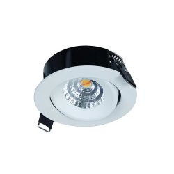 Spotlight P-007MW2030 7W LED vit från Designlight