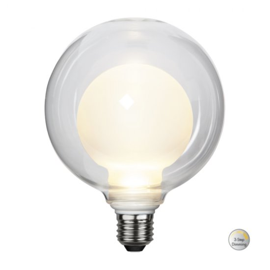 3,5W LED-lampa E27 Space Ø12,5cm