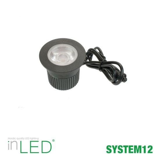 LED markspotlight 4,5W - System12