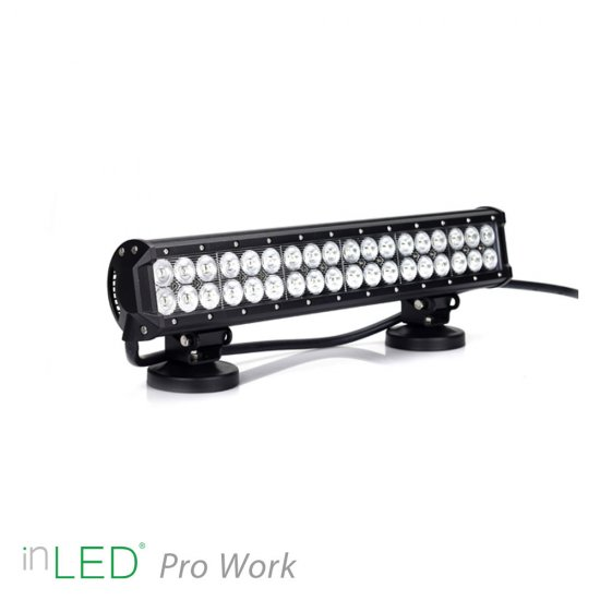 inLED 108W LED ramp arbetsbelysning 9-32V IP67
