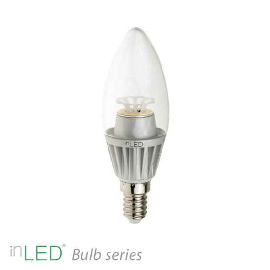 Dimbar 2300K E14 LED lampa inLED 4W