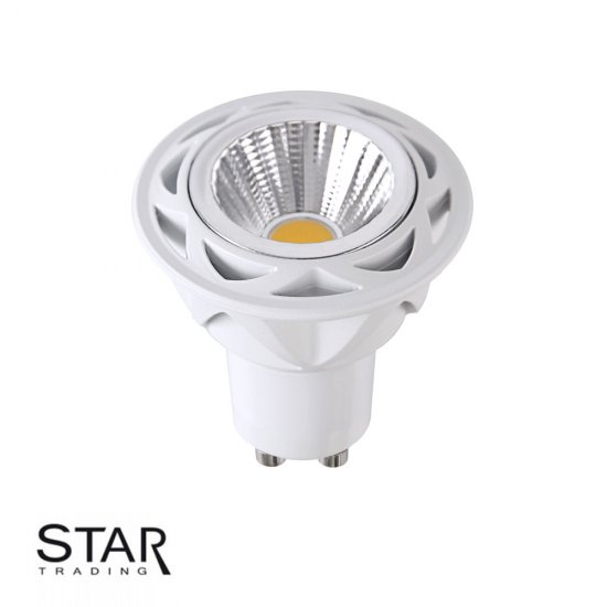 5,5W GU10 LED spotlight 36° RA80