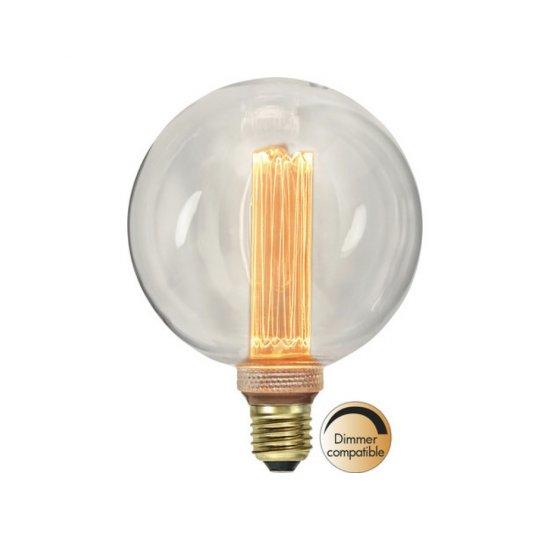 Omtyckta LED-lampa E27 G125 New Generation Classics | SPOTiLED.SE MW-51