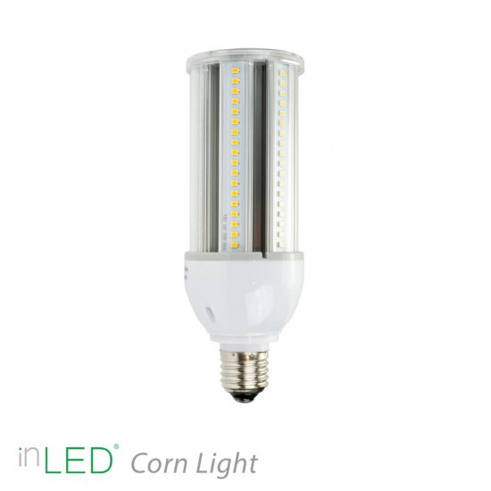 Corn Light 20W E27 LED lampa - 140 lm/W - inLED Corn Light series