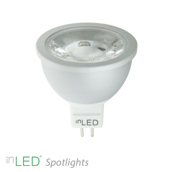 inLED MR16 6W dimbar spotlight varmvitt ljus 2700K
