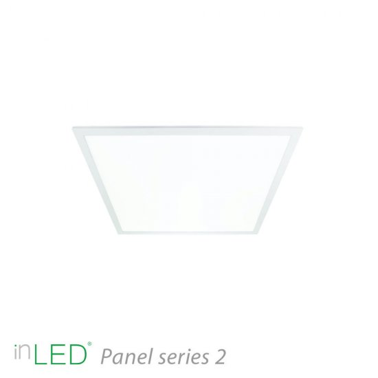 inLED LED Panel Series 2 30x30cm 18W vit ram