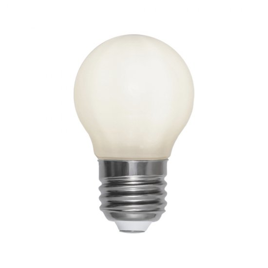 LED lampa E27 G45 Opaque Filament Ra90 150-450lm 2700K
