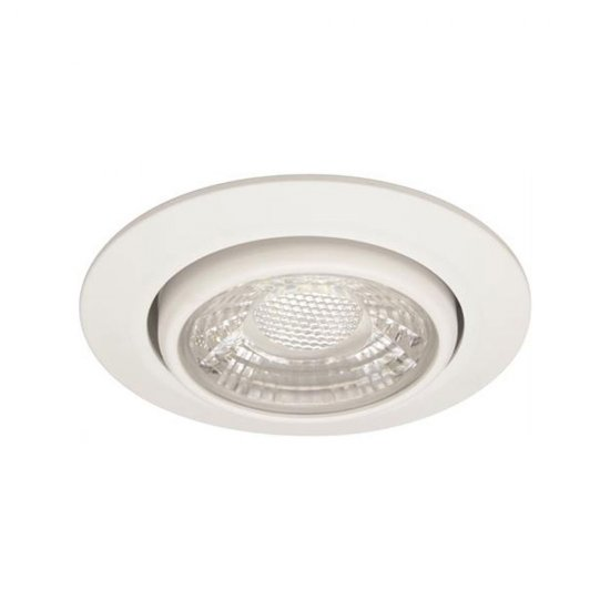 MD-13 12V 3,3W vit LED spotlight - IP44