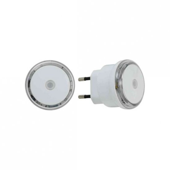2-pack 0,8W LED nattlampa EUR plugg
