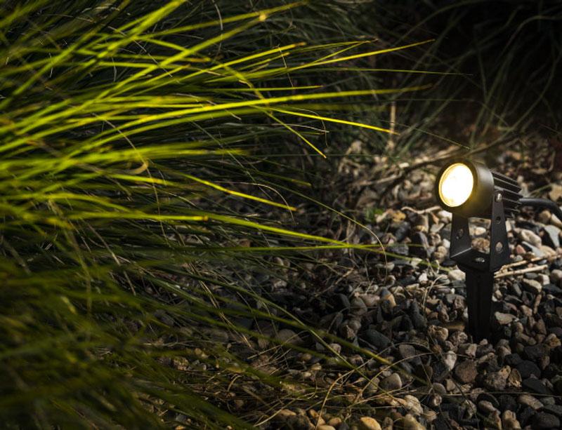 Nya Belysning av träd och buskage i din trädgård OB-46